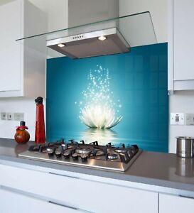 Printed Kitchen Glass Splashback - Toughened & Heat Resistant Cooker Panel 1029