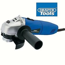 "DRAPER STORM FORCE® POWERFUL 500W 4.5"" / 115MM ANGLE GRINDER"