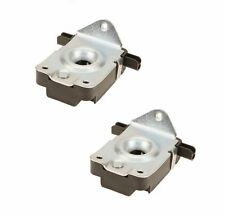 For BMW Set of 2 Hood Lock Assembly MTC 51 23 8 203 85