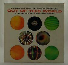 OUT OF THIS WORLD (RICHARD MARINO)~Liberty Mono LP Album 1961 LMM-13007 EX/VG+