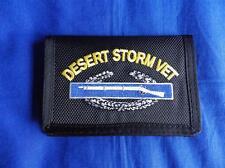 Desert Storm Veteran Heavy Duty Wallet