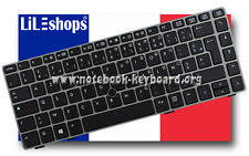 Clavier Français Original Pour HP ProBook 6460b 6465b Série Cadre Argent
