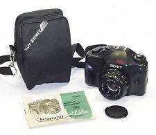 ZENIT 212K Russian SLR camera USSR w/ lens ZENITAR-K2 2/50 Pentax K PK Mount
