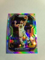 2020-21 PANINI PRIZM Stephen Curry Silver Holo GOLDEN STATE WARRIORS #159 PSA 🔥