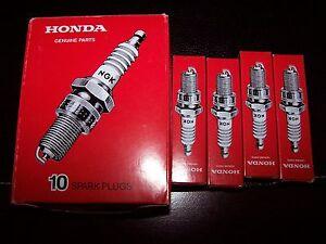 HONDA ACURA SET OF 4 OEM  ILZKR7B-11S   IRIDIUM SPARK PLUGS NGK 5787 12290R48H01