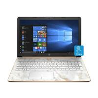 HP 15-DB1005 15.6 SVA Touch Screen AMD A3000 Processor 8GB 256GB SSD Laptop