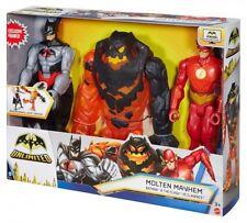 Batman Unlimited Fundido Mayhem Batman y el flash V Clayface
