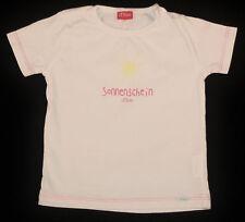 T-Shirt Shirt in weiß mit Sonnenschein s.Oliver Motiv Größe 74