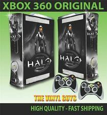 Xbox 360 Halo Anniversaire couverture de peau autocollant 001 & 2 pad skins