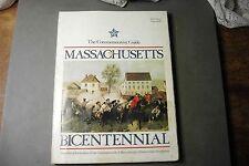 Commonwealth of Massachusetts Bicentennial Publication