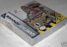 Jurassic Park III: Island Attack (Nintendo Game Boy Advance).. Sealed!  h-seam!