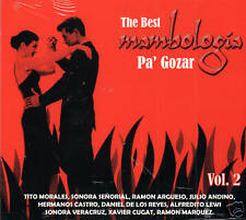 Mambologia Pa Gozar The Best BRAND NEW SEALED  CD