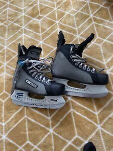 Bauer Supreme Ice Hockey Skates Kids Size 2