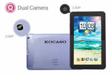 "Brand New Purple KOCASO MX9200 9"" Android Tablet PC w/ bundled accessories"