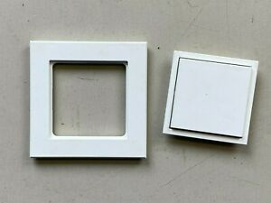 Homematic Funk-Wandtaster HM-PB-2-WM für Smart Home / Hausautomation