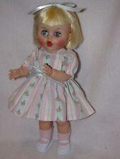 "12"" Vintage Vinyl Uneeda Prithilla Little Girl Doll Dressed Cute"