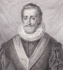 Henri IV Henri Le Grand Bourbon Ordre du Saint Esprit