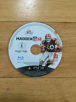 Madden NFL 12 for PS3 *Disc Only*