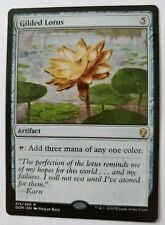 Gilder Lotus -- NM/M -- Dominaria -- Magic the Gathering