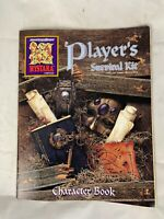 advanced dungeons and dragons Mystara Campaign Player's Survival Kit 1995