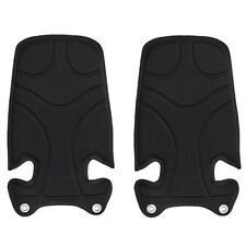 New listing 2Pcs Heavy Duty Technical Scuba Diving Backplate Storage Pad Diver BCD HarneJ8W2