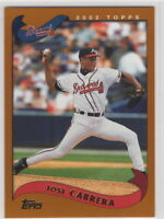 2002 Topps Baseball Atlanta Braves Team Set