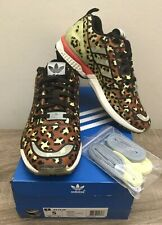 Adidas x Extra Butter ZX Flux Chief Diver Glow in Dark Size 5 boost nmd yeezy