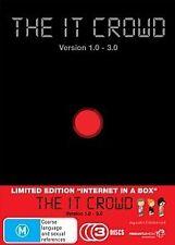 IT CROWD Series Version 1.0 / 2.0 / 3.0 : NEW DVD