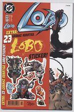 LOBO # 23 + STICKER - DINO VERLAG 1999 - NEUWARE
