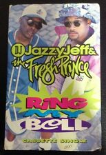 D.J. Jazzy Jeff & The Fresh Prince Ring My Bell Cassette Single