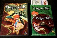 Dragon Half (DVD, 2002) Rare Anime Manga ADV OOP Complete