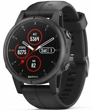 Garmin Fenix 5s Plus, Smaller-Sized Multisport Gps Smartwatch, 010-01987-02