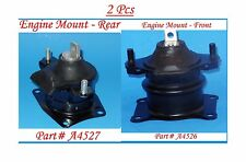 2 ENGINE MOUNT FRONT & REAR FITS: ACURA RL 2005-2008 ACURA TL 2004-2008