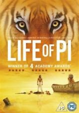 Life of Pi 5039036059657 With Gerard Depardieu DVD Region 2