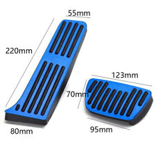 Universal Non-Slip Foot Pedals Pad Cover 2pcs For Toyota RAV4 Rongfang 2019-2020
