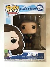 Funko POP! Television: Janet with Cactus The Good Place Vinyl Figure #954
