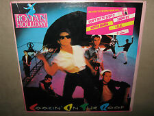 ROMAN HOLLIDAY Cookin' On The Roof LP 1983 JL8-8101 FACTORY SEALED HYPE Saw Cut
