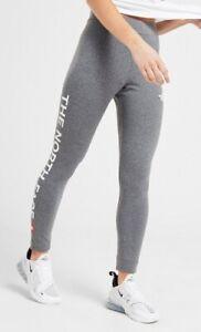 THE NORTH FACE Womens ladies Leggings pants Gym Yoga Fitness  run XS S M L grey