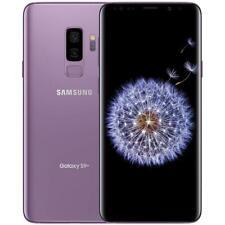 Samsung Galaxy S9+ - G965U - 64GB-Púrpura-Desbloqueado; Verizon/AT&T/Móvil-T