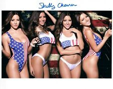 Shelby Chesnes Signed 8x10 Photo #219A Playboy Playmate Month 7/12 Cyber Playboy