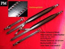 Akkordeon Schulterriemen 72-120 Bass,6cm,roter Faden.QuerriemenAccordion Straps
