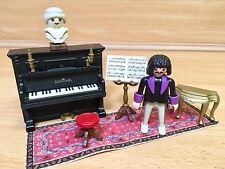 PLAYMOBIL 5551 COMPLETE Piano To Go With 5300 Victorian Mansion house