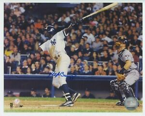"""Alfonso Soriano Autographed 8x10""""  Photograph !!!!"""