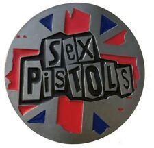 Sex Pistols Officially Licensed Belt Buckle Spb1