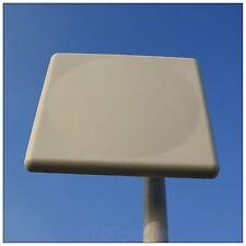 Long Range Wifi Antenna 23dBi 5.1~5.8GHz Wireless Panel Outdoor Antenna N Female