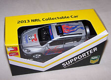 Newcastle Knights 2013 Nrl Collectable Toyota Rav 4 Model Car New *Sale*