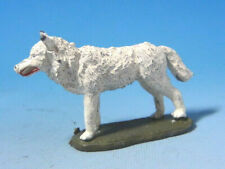 Unknown 25mm 28mm Large Painted Wolf Dire Wolf D&D Metal Dungeons & Dragons