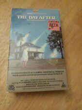 Vintage Betamax The Day After