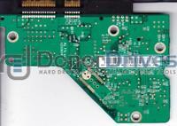 WD5000AAJS-00YFA0, 2061-701477-100 AB, WD SATA 3.5 PCB