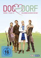 B.TISCHENDORF/L.CHANG/+ - DOC MEETS DORF-STAFFEL 1 2 DVD KOMÖDIE NEU
